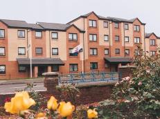 New Build Housing Development Bellshill