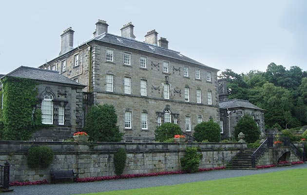 Pollok House, Glasgow - LBG Waterston